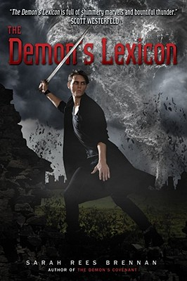The Demon's Lexicon (The Demon's Lexicon Trilogy #1) Cover Image
