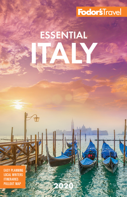 Fodor's Essential Italy 2020 (Full-Color Travel Guide) Cover Image
