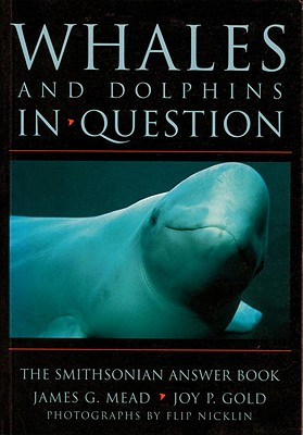 Whales and Dolphins in Question: The Smithsonian Answer Book (Smithsonian's In Question Series) Cover Image