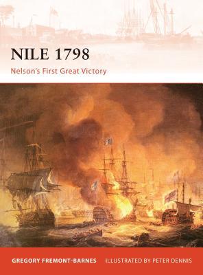 Nile 1798 Cover