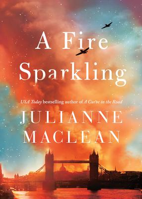 A Fire Sparkling Cover Image