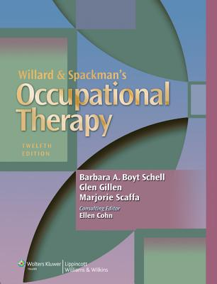 Willard and Spackman's Occupational Therapy Cover Image