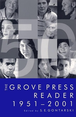 The Grove Press Reader 1951-2001 Cover