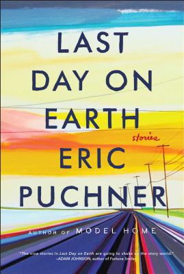 Last Day on Earth: Stories Cover Image