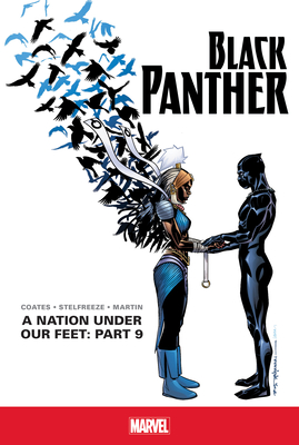 A Nation Under Our Feet: Part 9 (Black Panther) Cover Image