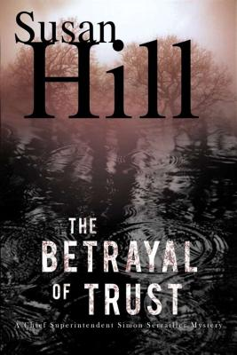 The Betrayal of Trust Cover