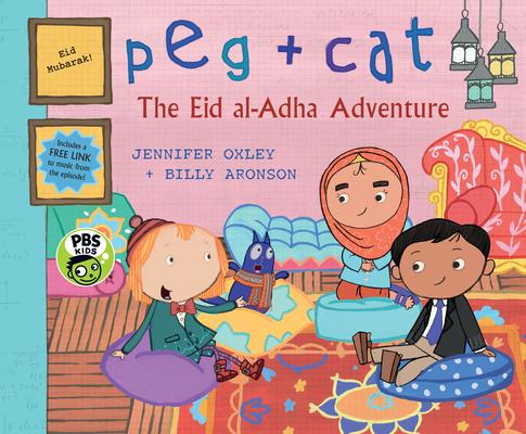 Peg + Cat: The Eid al-Adha Adventure Cover Image