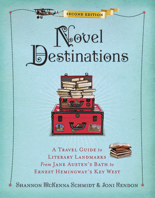 Novel Destinations, Second Edition Cover