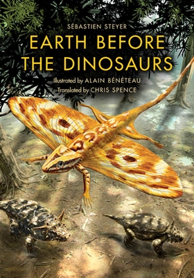 Earth Before the Dinosaurs (Life of the Past) Cover Image