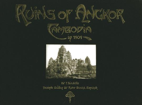 Cover for Ruins of Angkor