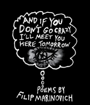 And If You Don't Go Crazy I'll Meet You Here Tomorrow Cover Image