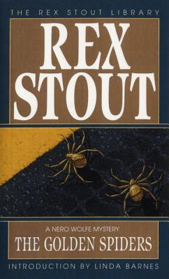 The Golden Spiders (Nero Wolfe #22) Cover Image