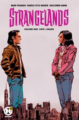 Strangelands Vol.1 Cover Image