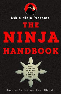 Ask a Ninja Presents the Ninja Handbook Cover