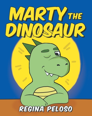 Marty the Dinosaur Cover Image