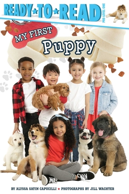 My First Puppy: Ready-to-Read Pre-Level 1 Cover Image