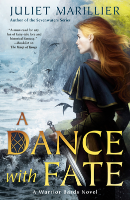 A Dance with Fate (Warrior Bards #2) Cover Image