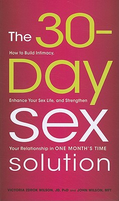 The 30-Day Sex Solution Cover