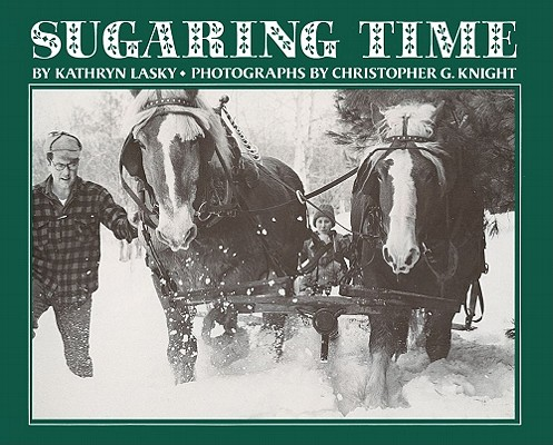Cover for Sugaring Time