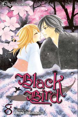 Black Bird, Vol. 8 Cover