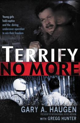 Terrify No More Cover