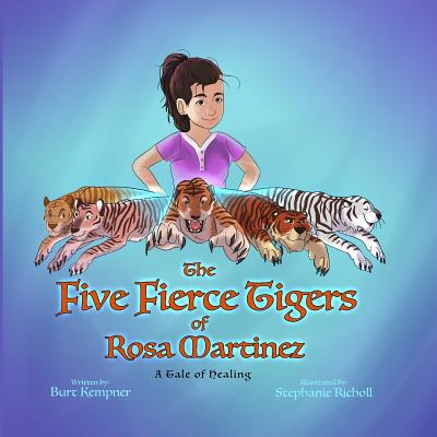 The Five Fierce Tigers of Rosa Martinez Cover Image