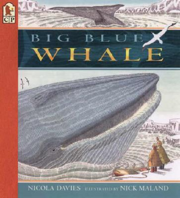 Big Blue Whale Cover