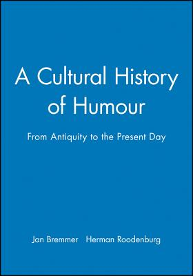 Cultural History of Humour Cover Image