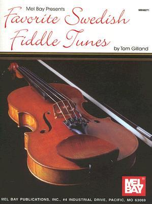 Favorite Swedish Fiddle Tunes Cover Image