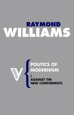 Cover for Politics of Modernism