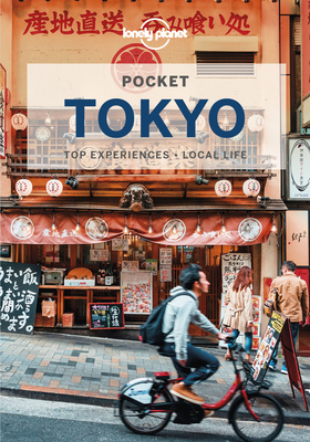 Lonely Planet Pocket Tokyo 8 Cover Image