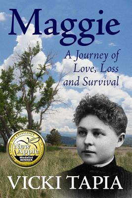 Maggie: A Journey of Love, Loss & Survival Cover Image