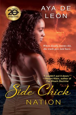 Side Chick Nation (Justice Hustlers #4) Cover Image