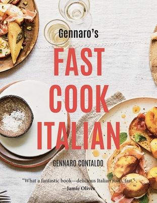 Gennaro's Fast Cook Italian Cover Image