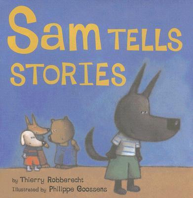 Sam Tells Stories Cover