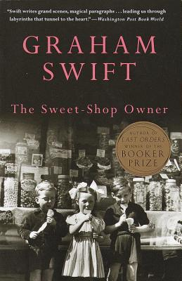 The Sweet-Shop Owner Cover