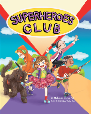 Superheroes Club Cover Image
