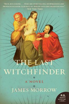 The Last Witchfinder (P.S.) Cover Image