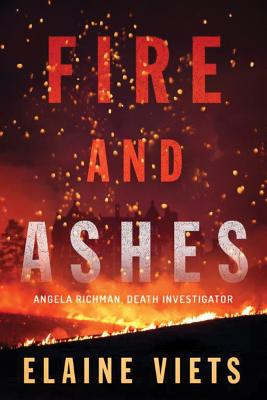 Fire and Ashes (Death Investigator Angela Richman #2) Cover Image