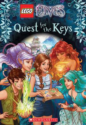 Cover for Quest for the Keys (LEGO Elves