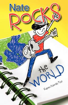 Cover for Nate Rocks the World