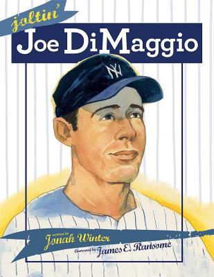 Cover for Joltin' Joe DiMaggio