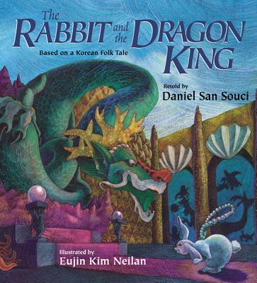 The Rabbit and the Dragon King Cover