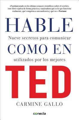 Hable como en TED / Talk Like TED Cover Image