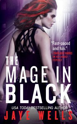 The Mage in Black Cover