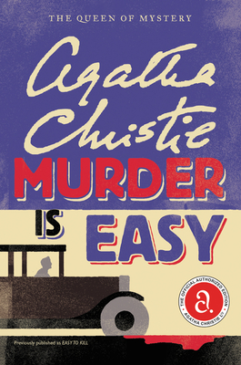 Murder Is Easy Cover
