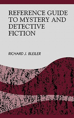 Cover for Reference Guide to Mystery and Detective Fiction (Reference Sources in the Humanities)