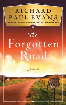 The Forgotten Road (The Broken Road Series #2) Cover Image