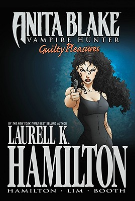 Anita Blake, Vampire Hunter, Volume 2: Guilty Pleasures Cover Image