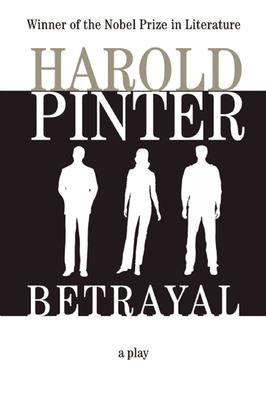 Betrayal (Pinter) Cover Image